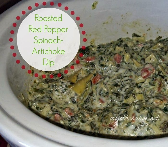 Spinach Artichoke Dip - the best recipe I have ever had, you will love ...