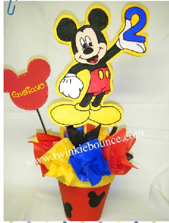 decorations mickey mouse party ideas pinterest
