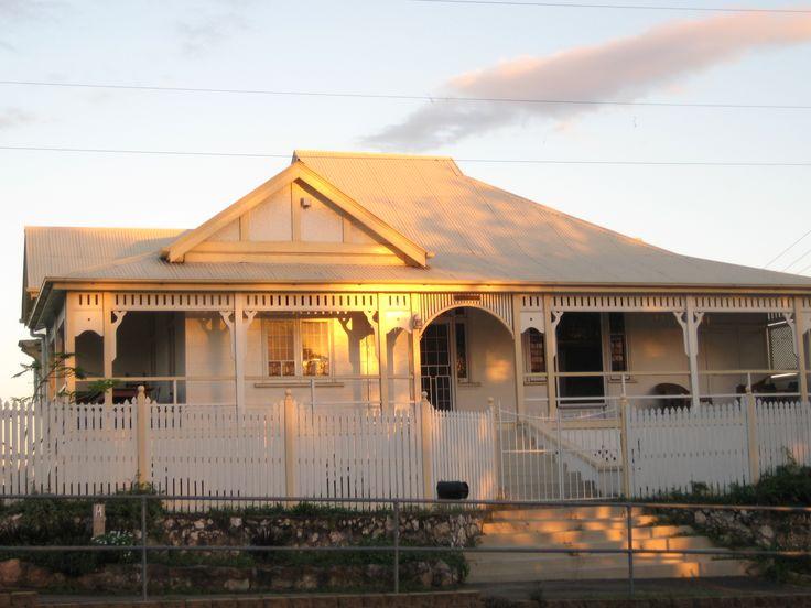 Old Queenslander Style Homes Queenslander Houses Pinterest