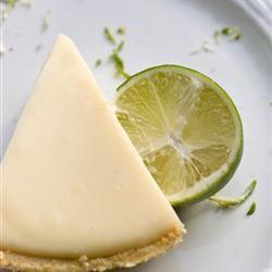 Great key lime pie recipe