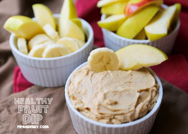 healthy dips for fruit dried fruit
