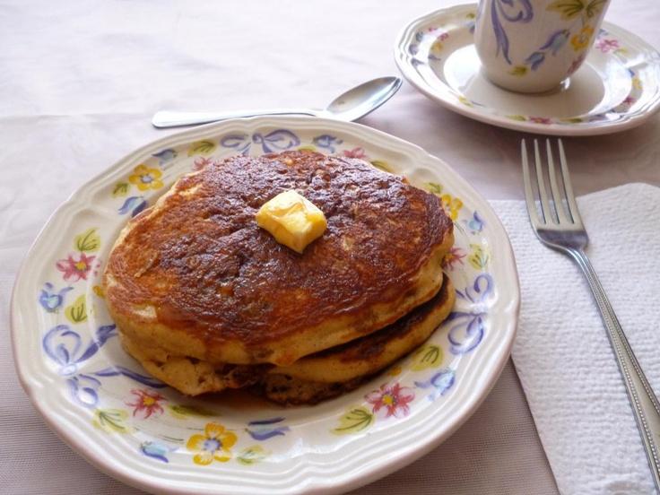 Pumpkin Pie Pancakes | Breakfast & Brunch | Pinterest