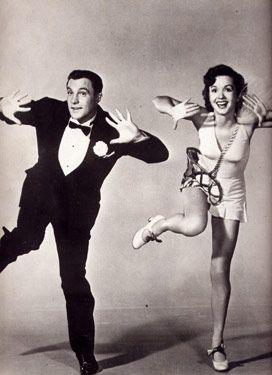 Gene Kelly and Debbie Reynolds