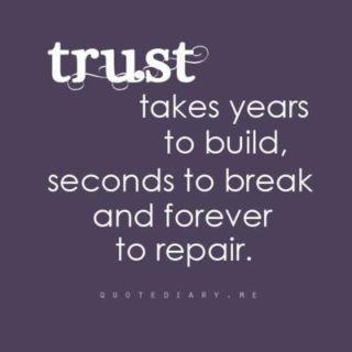 TRUST brendayork  TRUST  TRUST