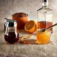 Orange Bourbon Glaze For Ham | Food And Drink | Pinterest