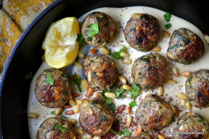 Paprika Lamb Meatballs Recipes — Dishmaps