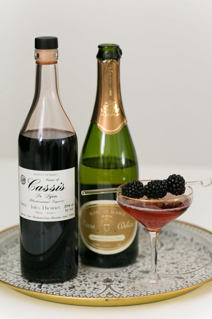 Tuxedo No. 3 drink recipe from The Black Tie Bride and Emilia Jane ...