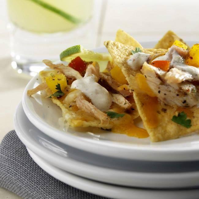 Caribbean Nachos Recipes — Dishmaps