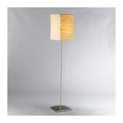 Ikea Pax Schrank Zusammenbauen ~ 169ORGEL Floor lamp IKEA Shade of handmade paper; each shade is unique
