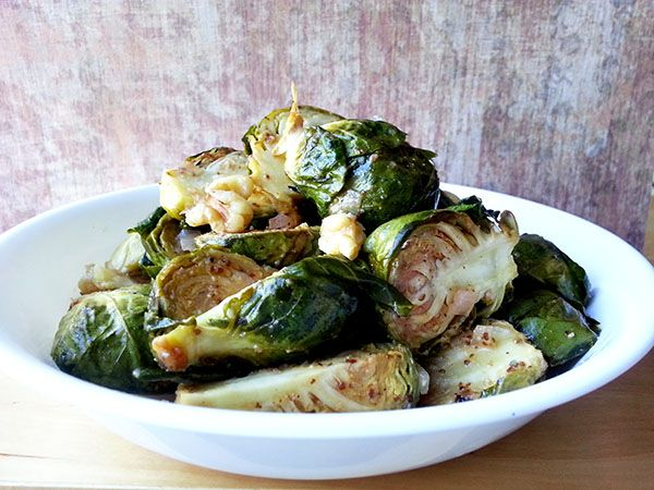 brussels sprouts | yumminess. | Pinterest