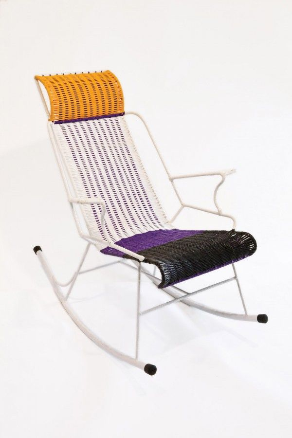 1 of 100 chairs made in Colombia by ex-prisoners