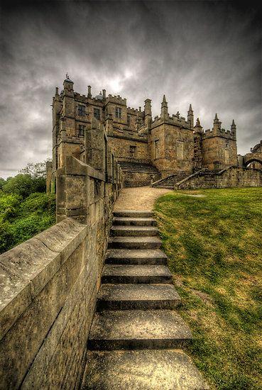 bolsover castle, england