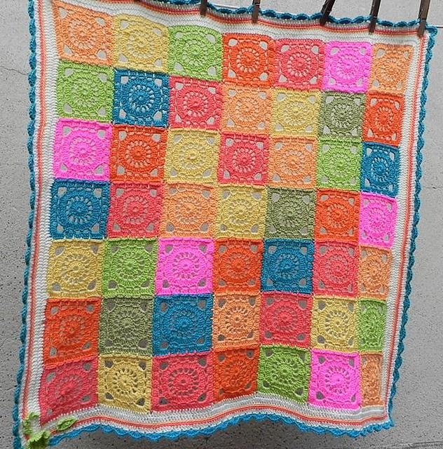 Bollywood blanket