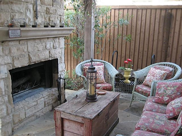Cozy Outdoor Space Favorite Spaces Pinterest