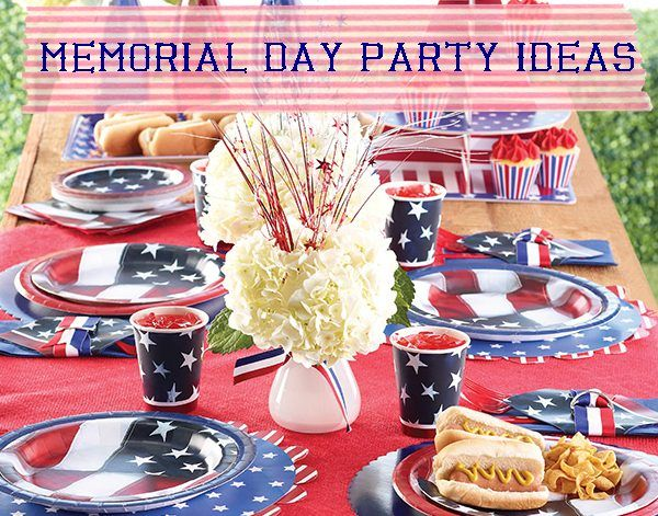 memorial day party in dallas