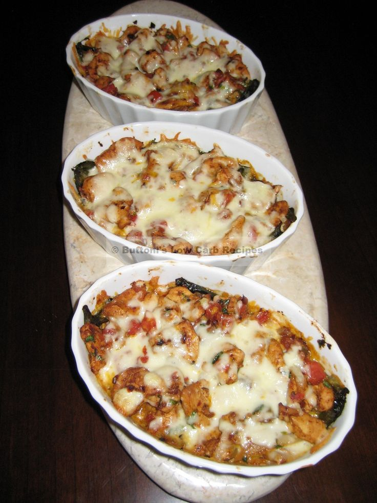 Chicken Chile Relleno Casserole | No Carb Recipes | Pinterest