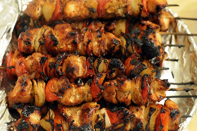 Chicken Shish Kabobs | Shish Kabobs! | Pinterest