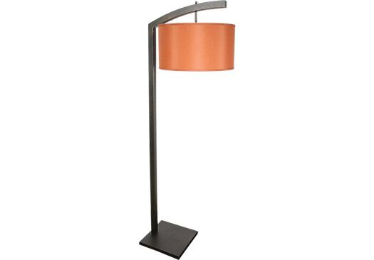 shop for a towner park floor lamp at rooms to go find lamps that will. Black Bedroom Furniture Sets. Home Design Ideas