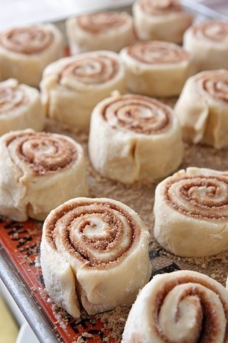 Perfect cinnamon rolls! | Recipes And Food Gift Collection | Pinterest