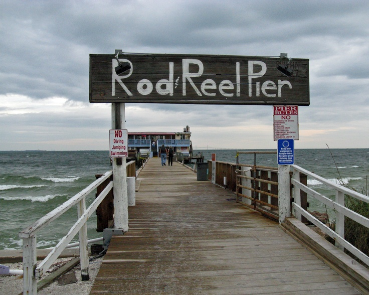 Pin by ingie givens on my florida pinterest for Anna maria island fishing pier