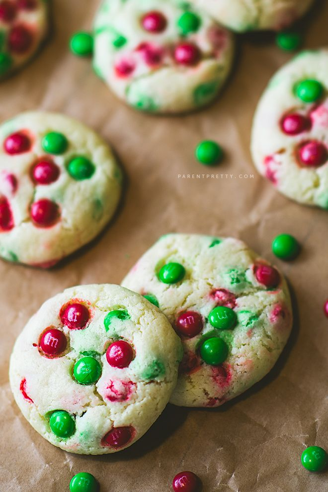 Holiday Cake Mix Cookies from @Crissy Page Page Page! — The perfect ...
