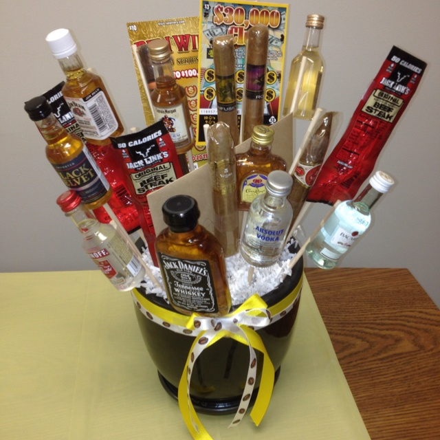 Retirement centerpieces for a man pinterest just b use