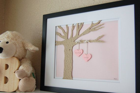 Nursery Decor for New Baby 3D Collage Art  $74.80 <-- Gonna DIY this baby fo sho...