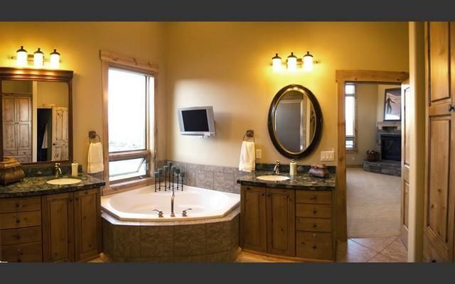 Separate Vanities In Master Bath Bathroom Pinterest