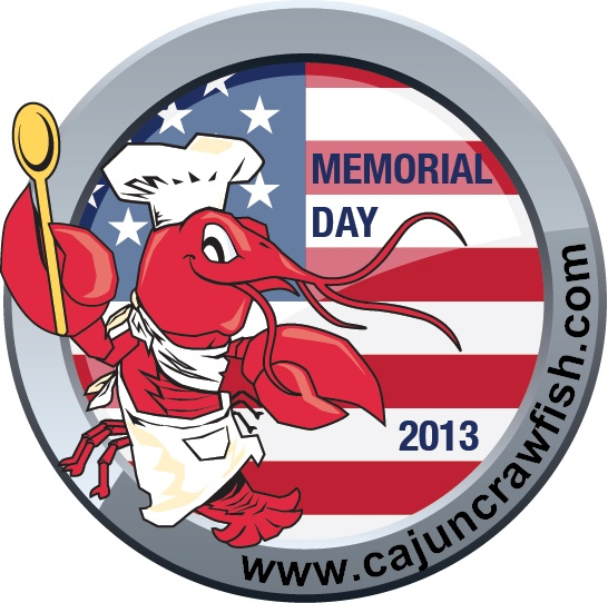memorial day crawfish houston