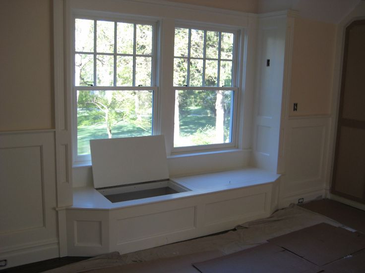 Window Seat For The Home Pinterest