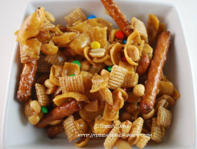 Frito Snack Mix | TheCabin.net - Conway, Arkansas