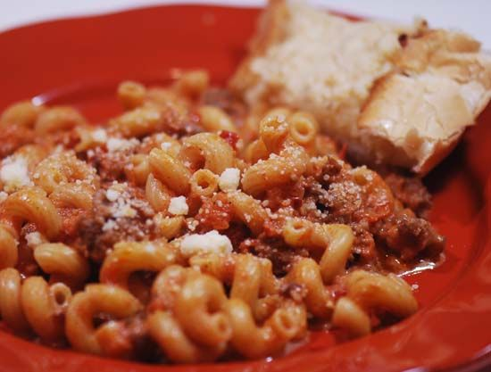 Ina G's weekday Bolognese | Recipes: Old Standby's & New ones to ...