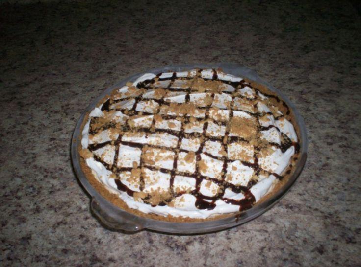 Nutter Butter Peanut Butter Pie | Pies | Pinterest