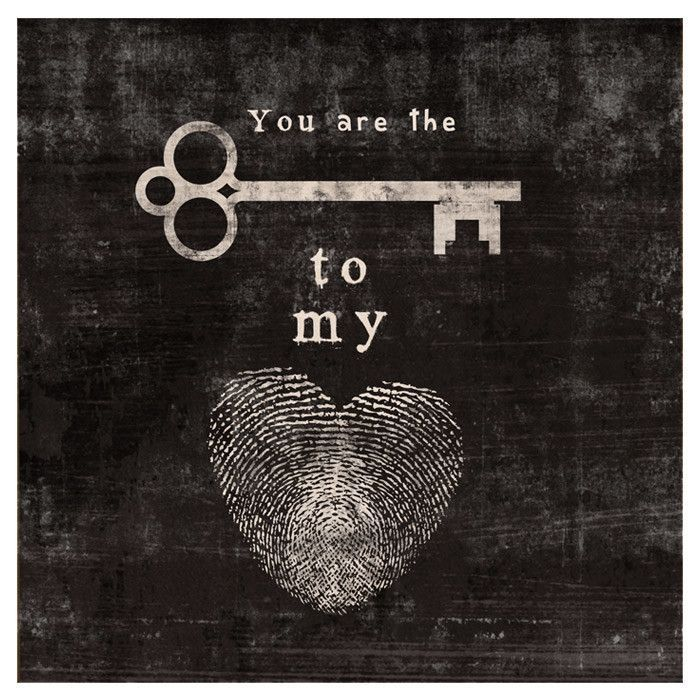 lovers key valentine's day