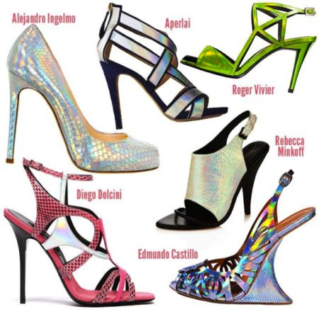 Fire In Your New Shoes: 2013 Style Guide