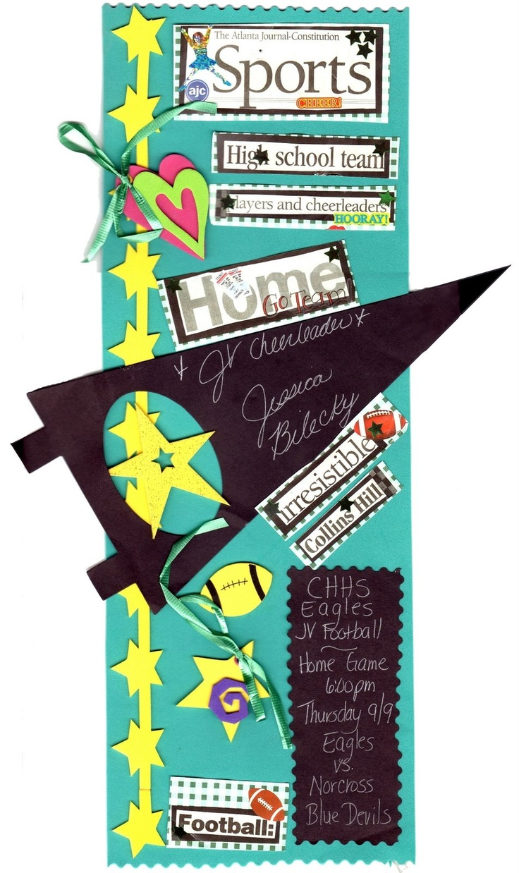 cheerleader locker decorations on pinterest joy studio