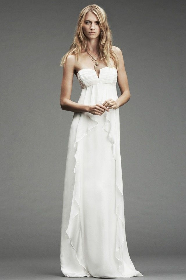 flowy wedding dress lace flowy wedding dress