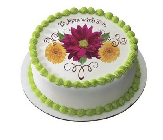 Mother S Day Cake Decoration Ideas : Mothers Day Cake Decoration Ideas Cake Ideas Pinterest