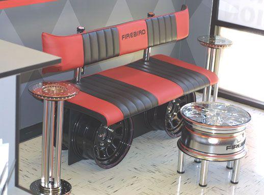 Автомобилни мебели
