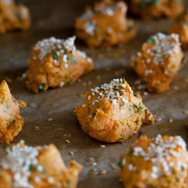 101 Cookbooks: Baked Sweet Potato Falafel Recipe-Shape Magazine