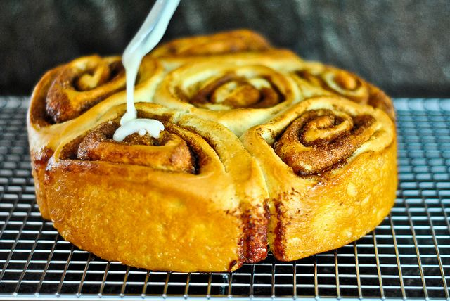 cinnamon swirl buns | taste | Pinterest