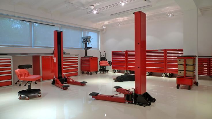The ultimate clean garage workshop pinterest for Garages and shops