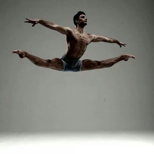 Beautiful leap | Ballet&Dance/Dancer | Pinterest