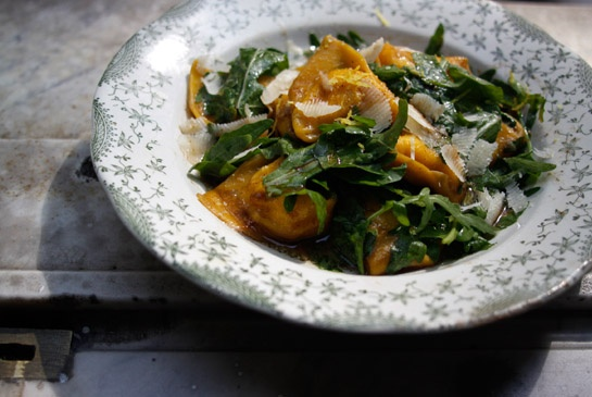 Brown Butter Tortelli | Recipe