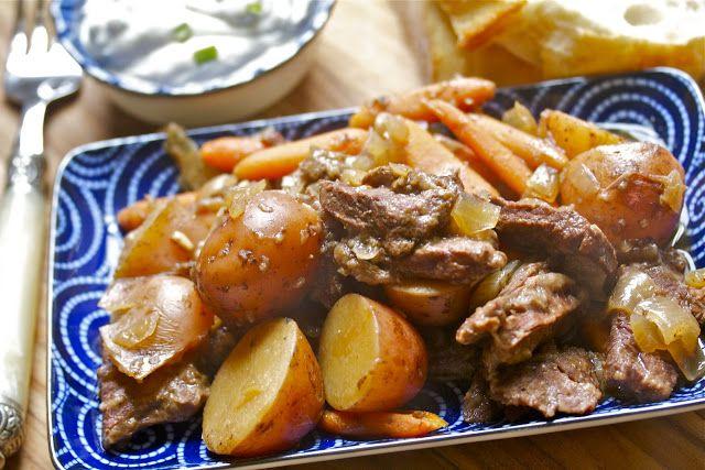 Zesty Bite Rustic Beef Short Ribs with Mustard Sauce » A Zesty Bite