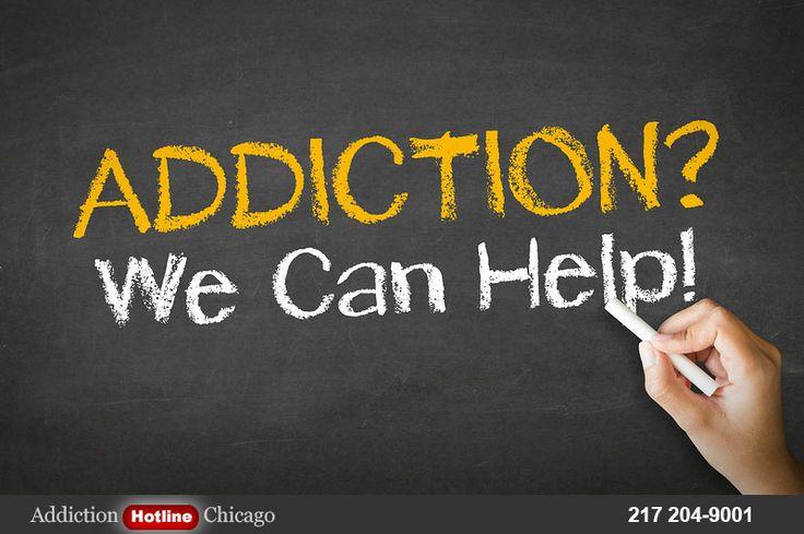 Addiction helpline Chicago Illinois