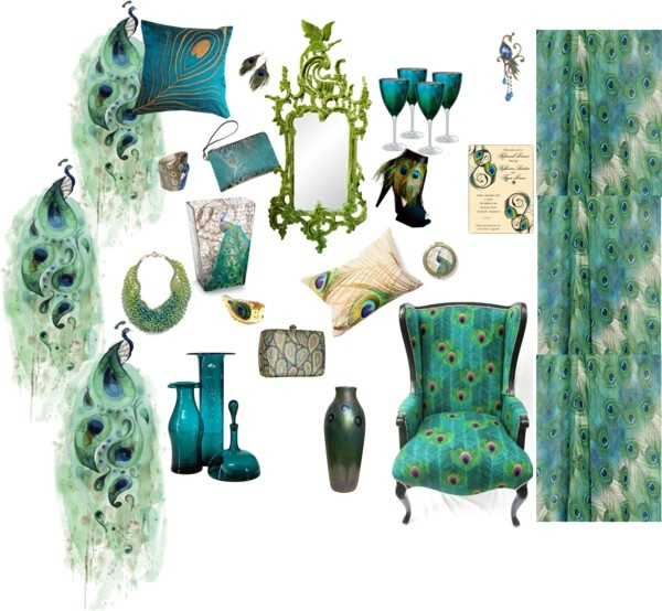 Trend Peacock Dance Living Room Decor Pinterest