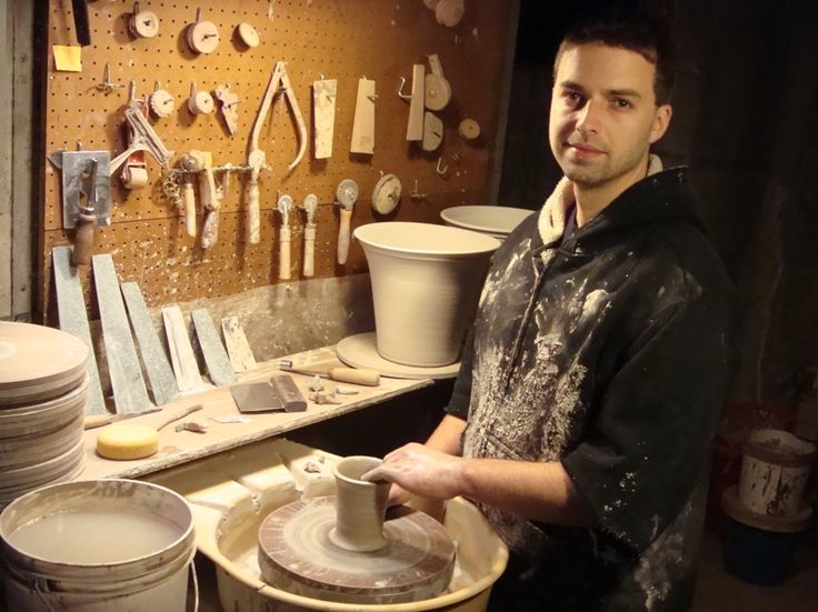 Ben wolff pottery guy wolff s son another generation of pottery
