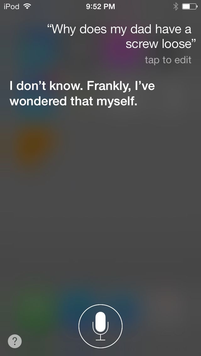 Awesome questions to ask siri funny pinterest