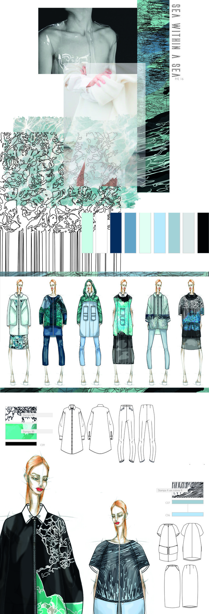 Themes for fashion designing portfolio 93